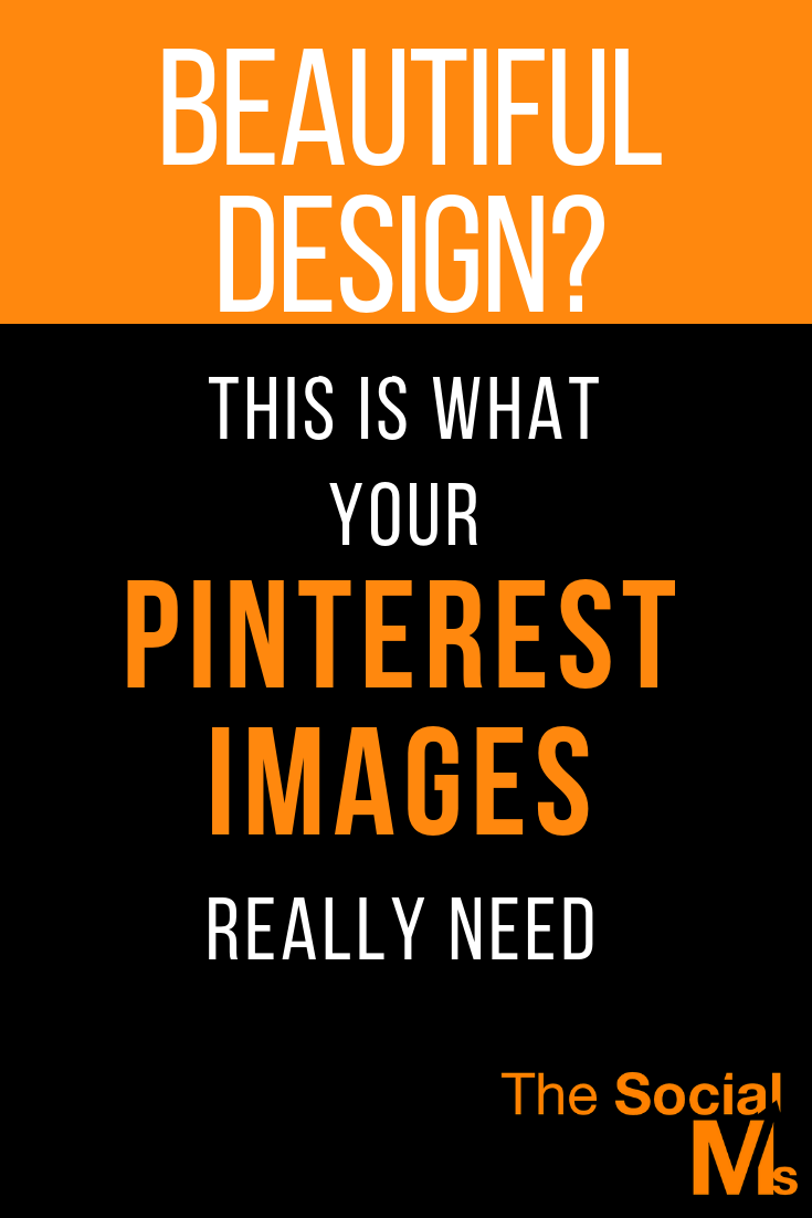 what is important in a Pinterest image to give it a chance of spreading and producing traffic for your website? Here are 6 characteristics of successful pins – that are far more important than beautiful design! #pinterest #pinteresttips #pinterestimages #pinterestmarketing