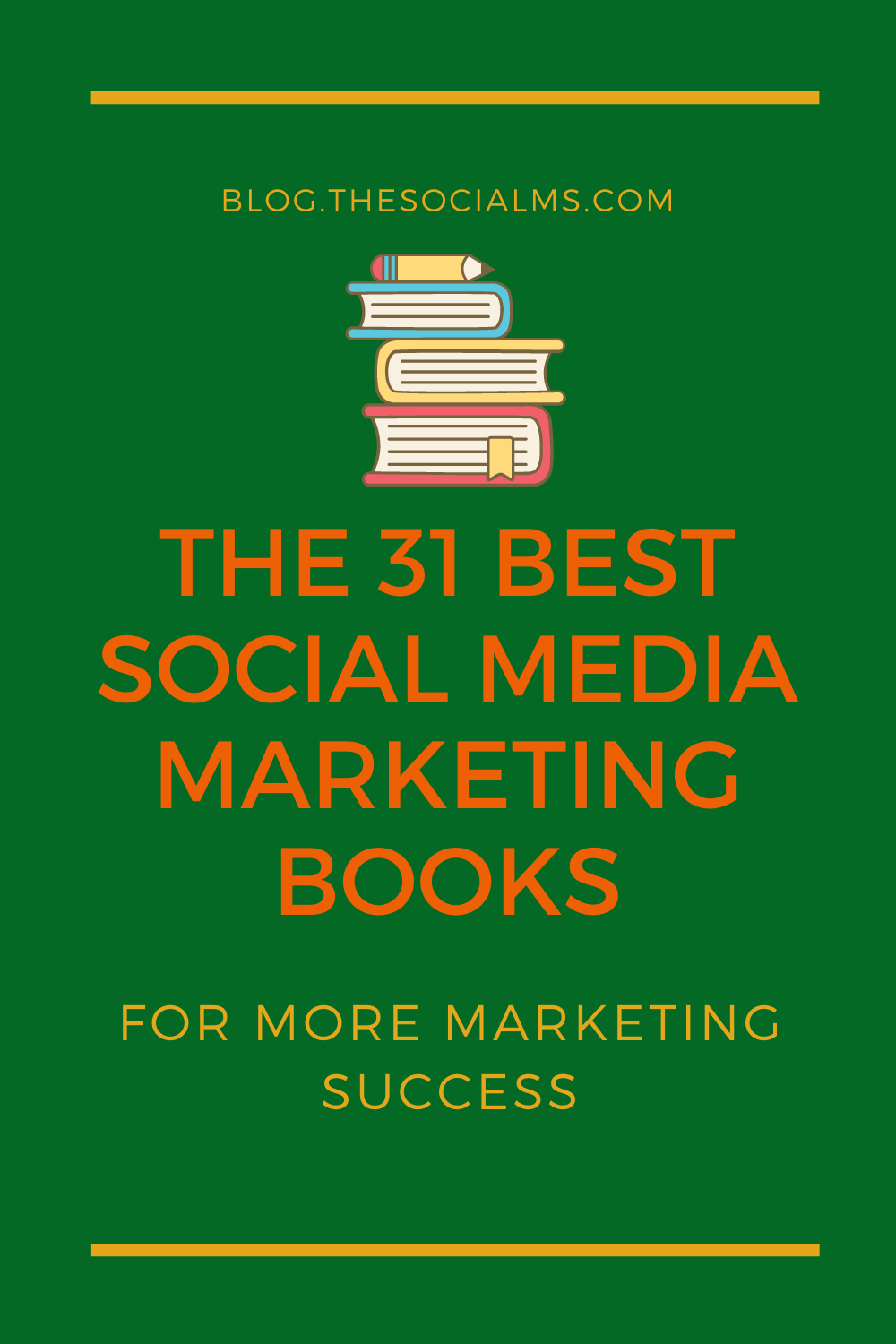 If you are looking for some blogging and social media marketing books to learn something new, get better at marketing, and even get inspiration: Here are the books you need to read! This list contains social media marketing books for advanced marketers as well as for beginners. #socialmediatips #socialmediastrategy #socialmediabooks #socialmediamarketing #socialmediahacks #socialmediaforbloggers #socialmediaforsmallbusiness #marketingbooks #socialmediaadvice
