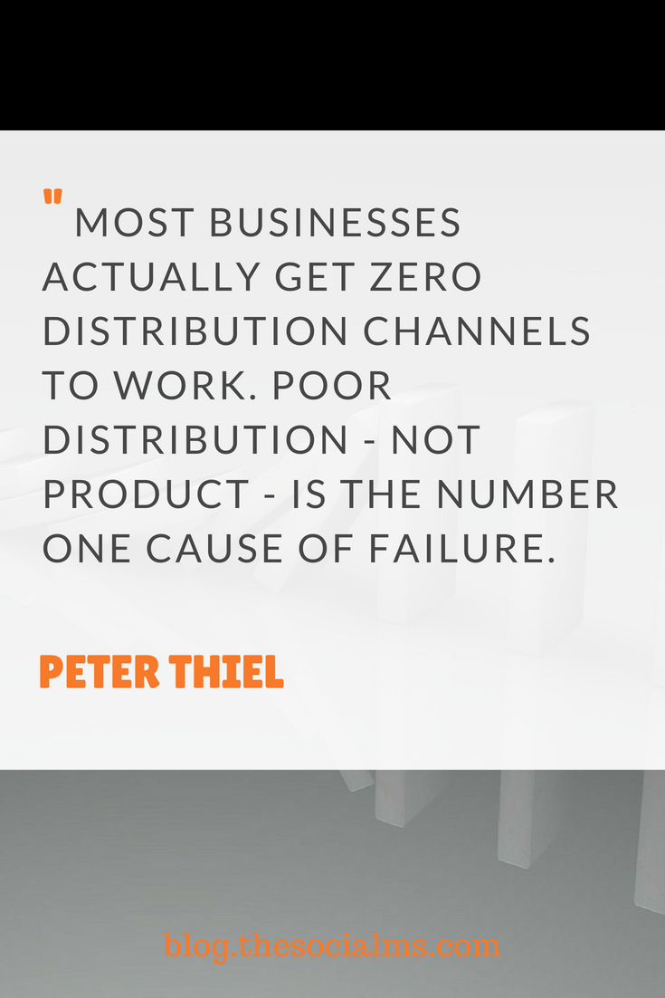 Quote Peter Thiel