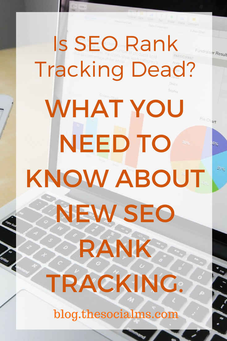 SEO rank tracking or tracking organic positions of keyword you optimize your website for has changed. Here is what you need to know about new rank tracking. search engine optimization, blog traffic, Google traffic, organic traffic, traffic generation #seo #searchengineoptimization #bloggingtips #trafficgeneration