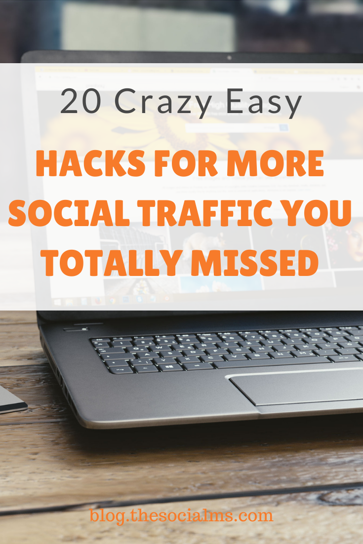 There are endless ways to get more out of your efforts on social media. You will never be done with optimizing your activity, finding new and better ways to reach a larger audience. Social media traffic generation is a living and evolving process. #socialmediatips #socialmedia #socialmediamarketing #blogtraffic #trafficgeneration