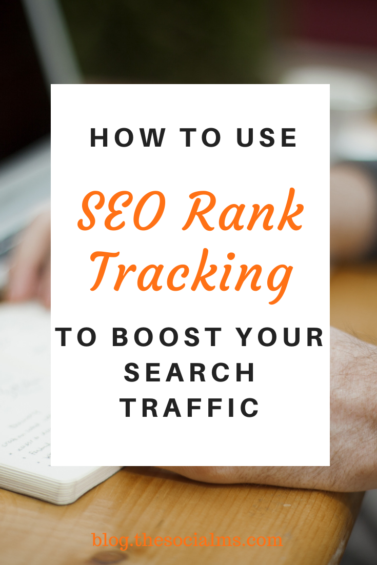 What happened with rank tracking?  It's no longer about ranking first. It's about analyzing how keyword positions influence organic traffic and its quality in time. What's behind this change and how can you use seo rank tracking to improve your search traffic? #seo #ranktracking #searchengineoptimization #blogtraffic #trafficgeneration
