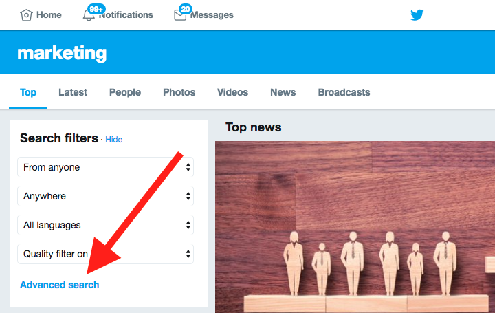 The Complete Guide To Twitter Advanced Search