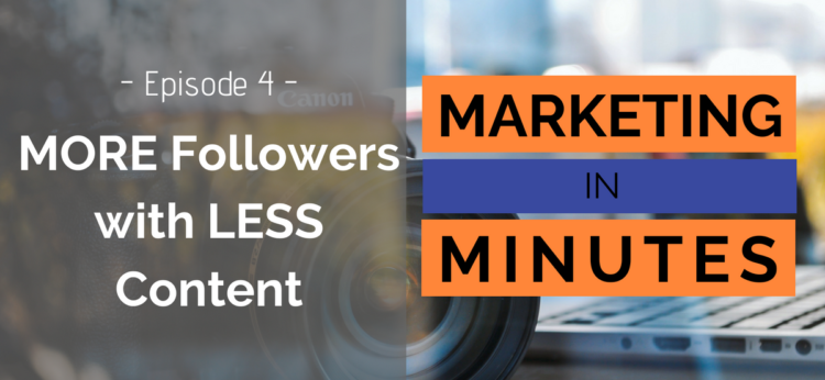 Marketing in Minutes - Content Curation