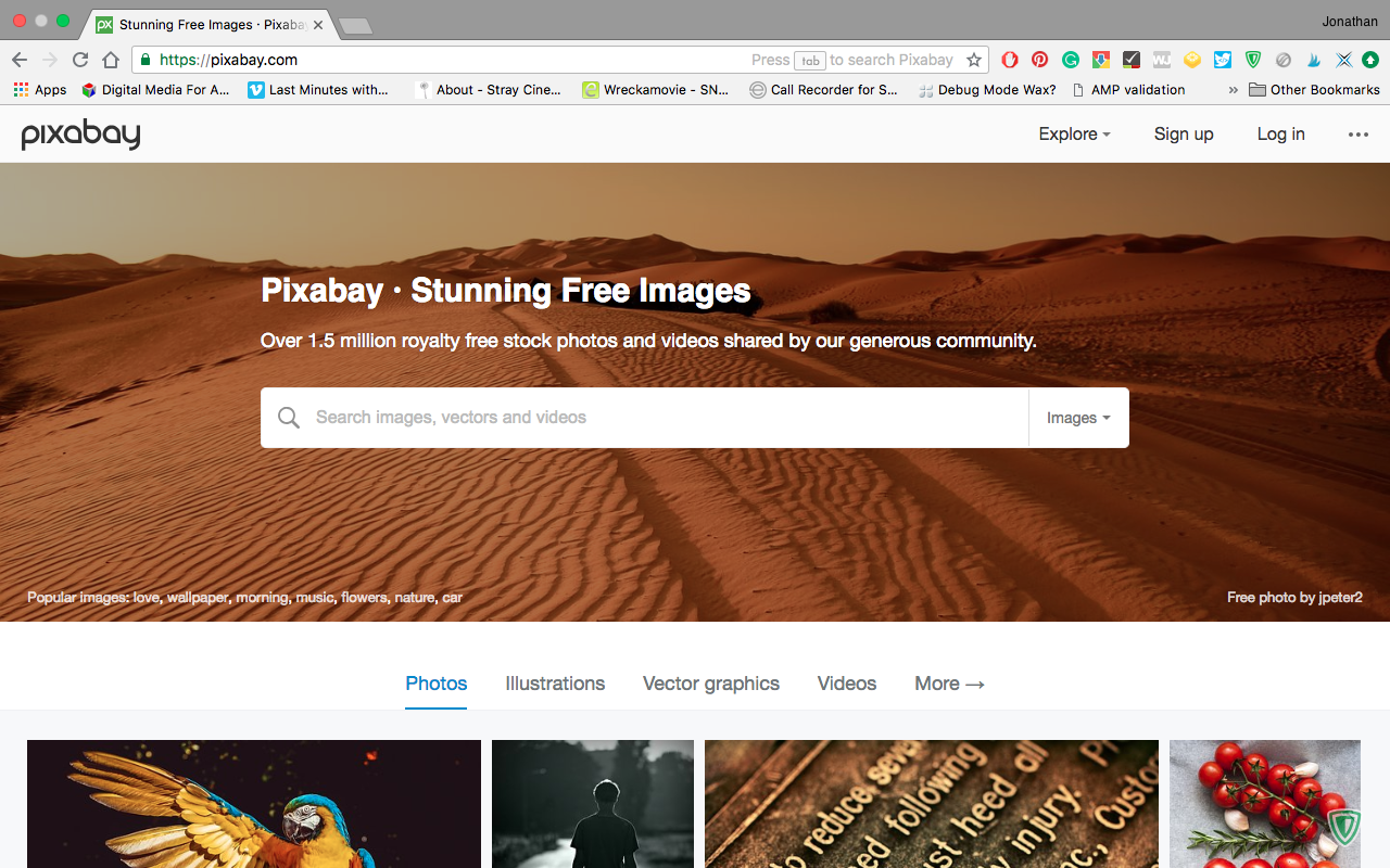 Pixabay - Free Images and Videos