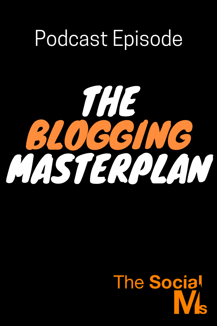 Today's episode will give you a top-down view of a blogging business or marketing plan and answer the following questions: Why blogging is a profession What you need to do to become a professional blogger Why blogs are the most important marketing tool of the 21st century The exact steps you need to follow to succeed with your blog (The Blogging Masterplan) #bloggingtips #startablog #bloggingforbeginners
