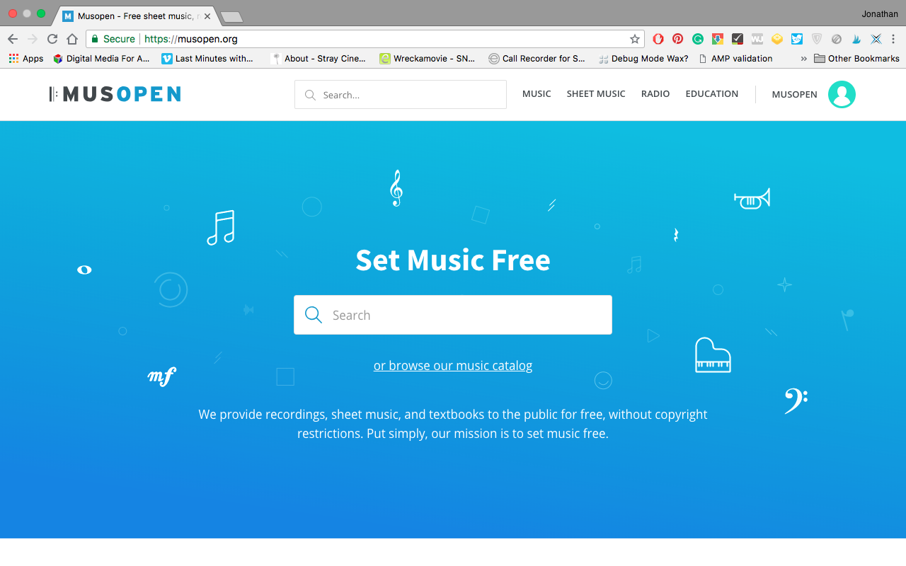 Musopen Free Music