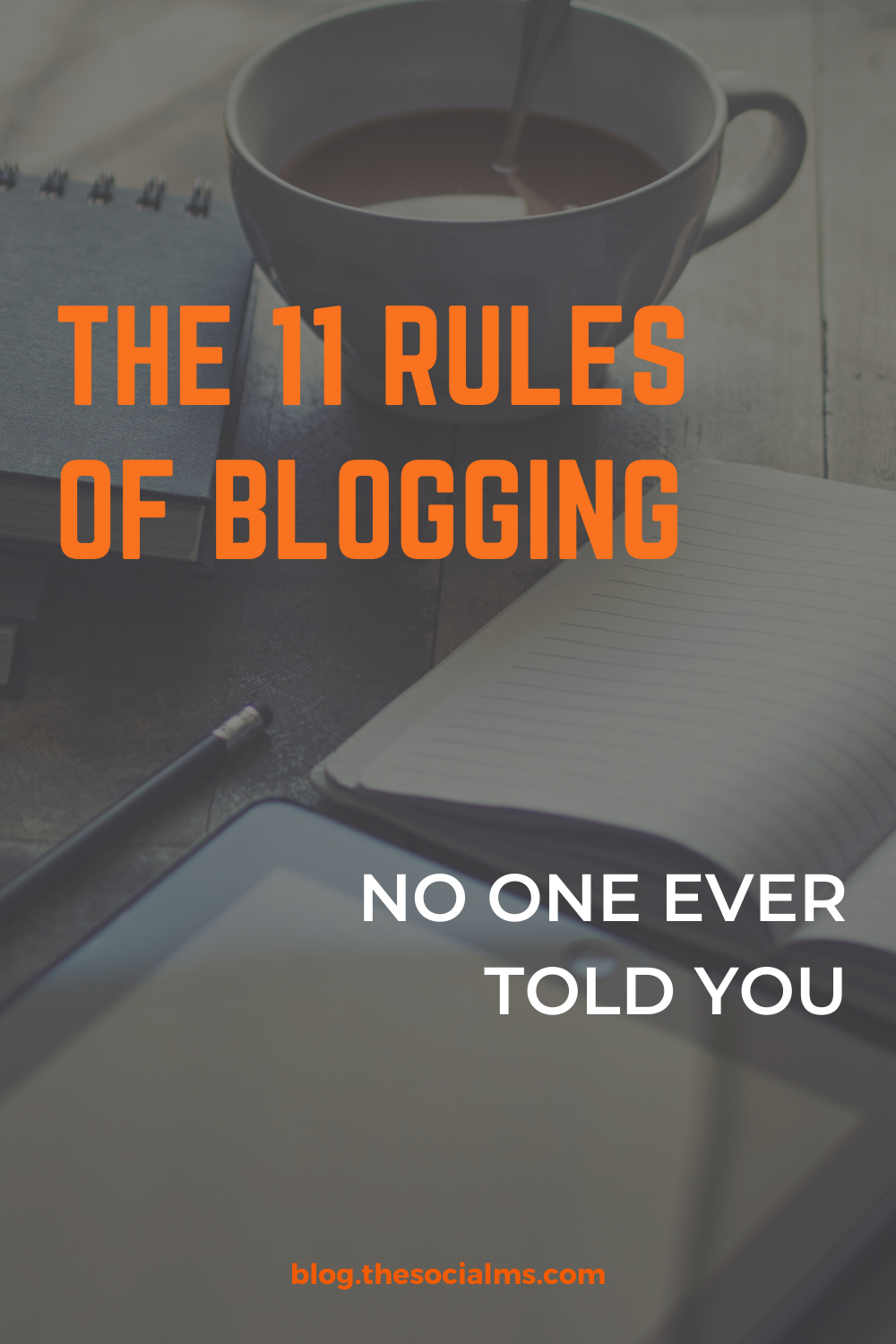 sounds so awesome once you get there. But you know: You have to work your butt off all the way! Because there are some rules of blogging that no one is openly talking about. #blogging #blogging101 #startablog #bloggingforbeginners #startablog