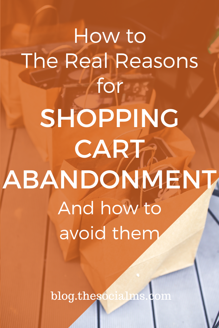 Shopping cart abandonment can only be reduced when you listen closely to what your customers are saying and if you design your website based on their needs and ease of use. Once you figure out how to further improve your shopping cart, you'll see transactions fly in no time. Here is how to avoid shopping cart abandonment and make more sales. #salesfunnel #ecommerce #makemoneyblogging #bloggingformoney #smallbusinessmarketing #startupmarketing