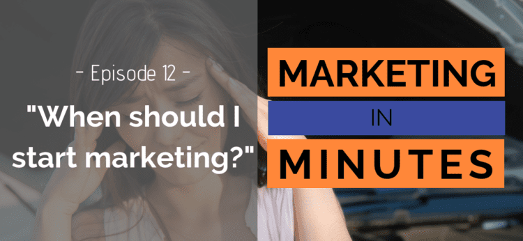 Marketing in Minutes - Time for Marketing