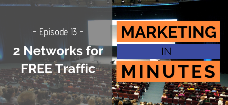 Marketing in Minutes - Free Traffic Social Media