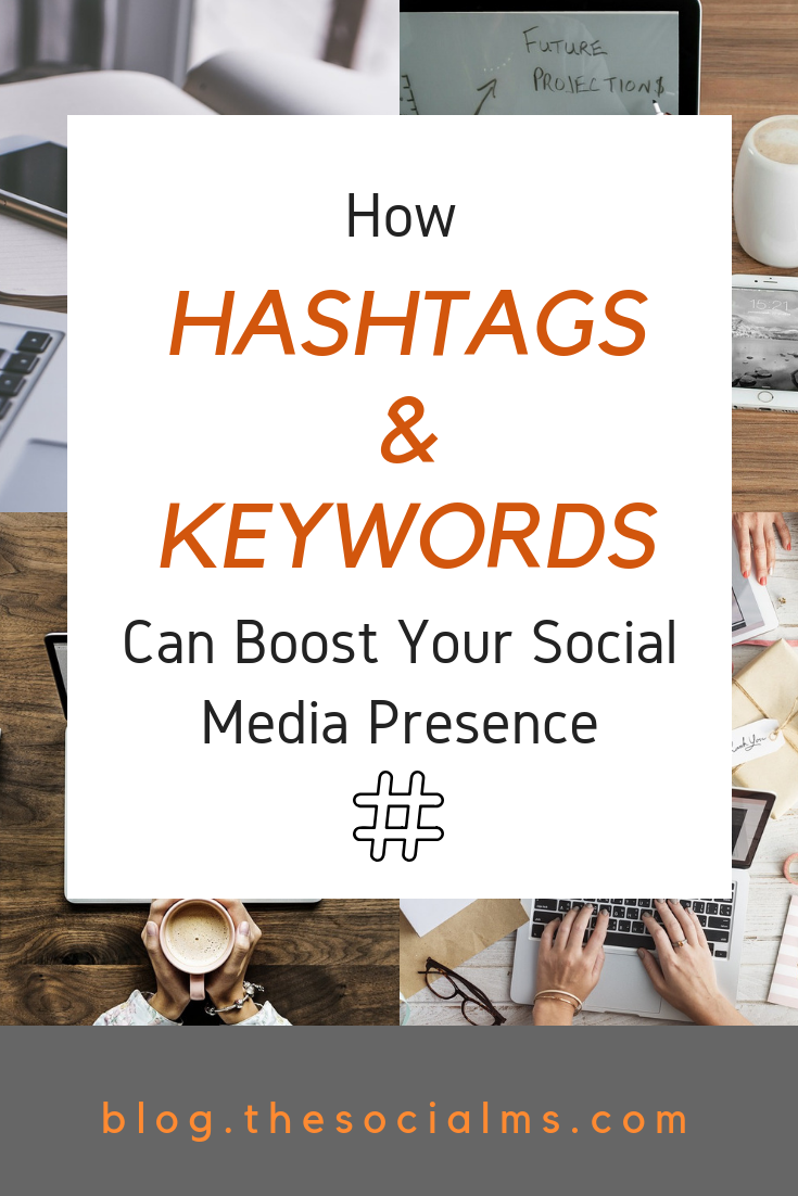Hashtags can bolster your social media posts, keywords are vital for SEO. Here is how to use the two together for a well rounded digital marketing campaign. keyword research, using hashtags, how to find keywords, hashtag marketing, hashtag campaign, seo, social media marketing #seo #hashtags #keywordresearch #socialmediamarketing