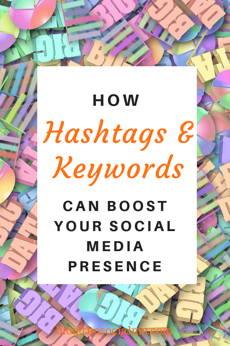 You know that hashtags can bolster your social media posts, and you may also know that keywords are vital to your SEO efforts — the next logical step would be to use the two together for a well rounded digital marketing campaign. #hashtags #keywords #socialmediamarketing #socialmediatips #socialmediastrategy #smallbusinessmarketing
