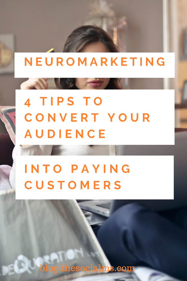 There are no guarantees when it comes to digital marketing and advertising. But with the strategies, you can tip the odds in your favor without investing top dollar in neuromarketing research. #neuromarketing #conversionrates #salesfunnel #makemoneyblogging #bloggingformoney #onlinebusiness