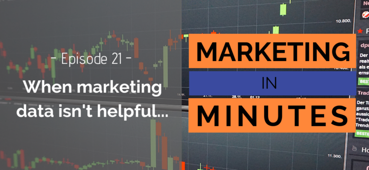 Marketing in Minutes - Marketing Data