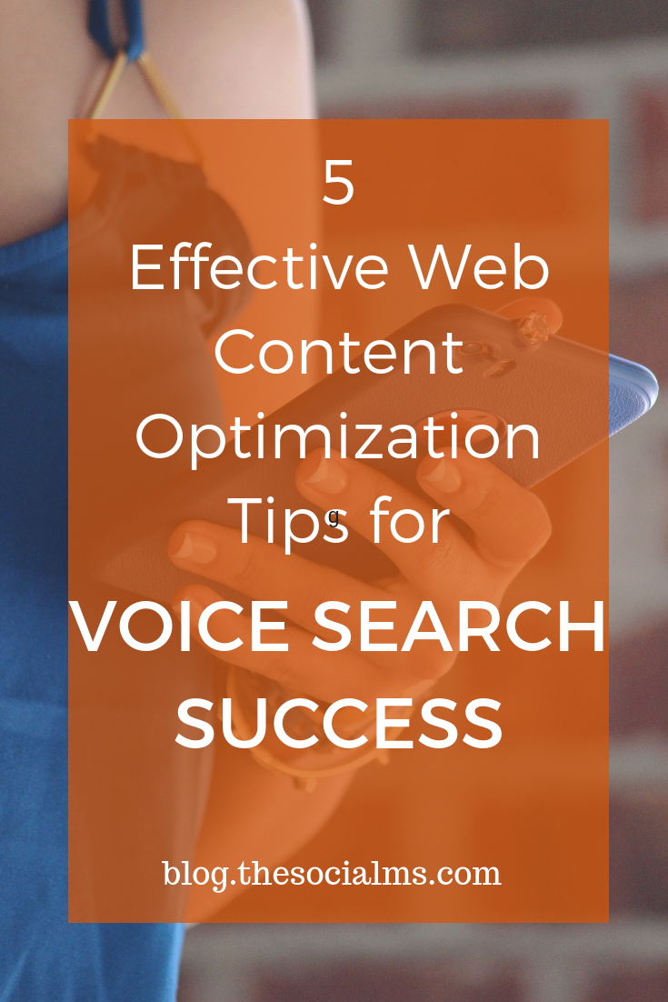 Voice search is a growing trend. It's time to take the opportunity to make your web content optimized for voice search. Here is how to do it. seo, search engine optimization, voice search optimization #seo #voicesearch #searchtraffic