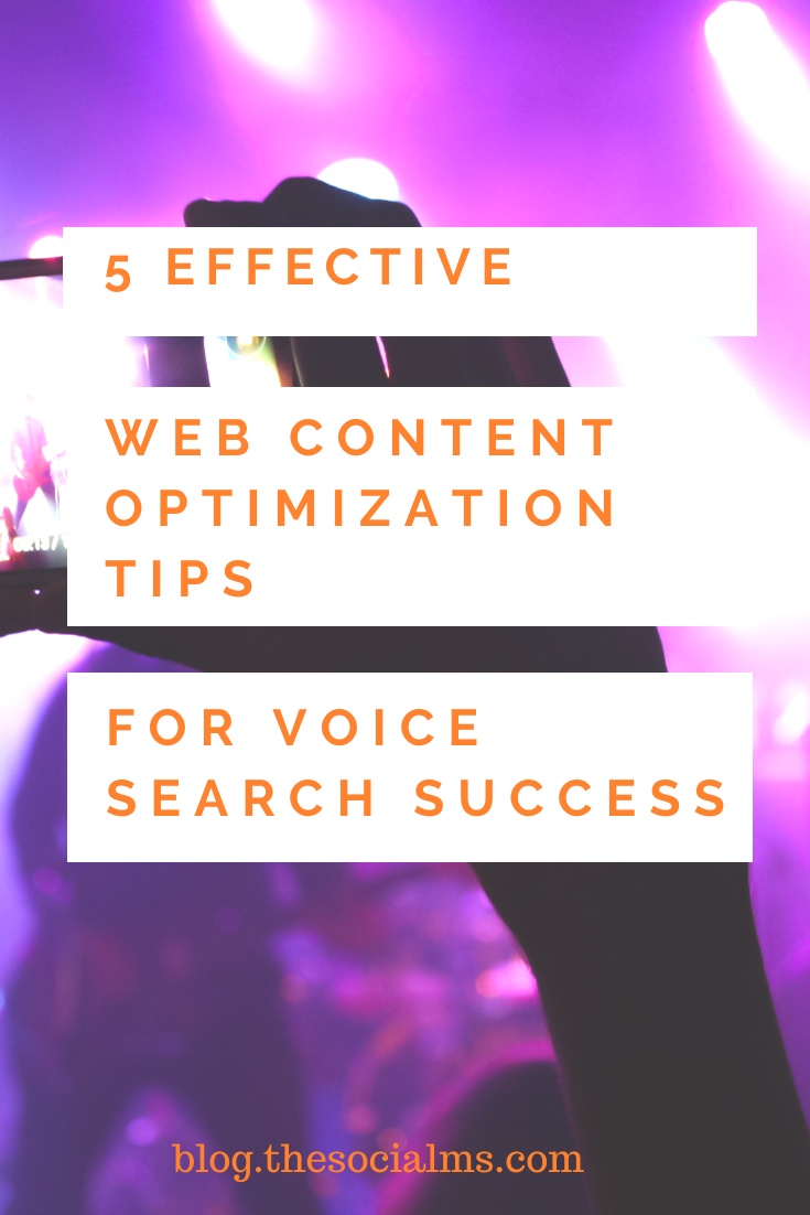 Voice search is an important trend, but something that not a lot of websites have learned to tap effectively just yet. With its rising significance in the world of search engine optimization, you should understand how to perform voice search optimization on your website. #seo #searchengines #voicesearch #digitalmarketing #marketingstrategy