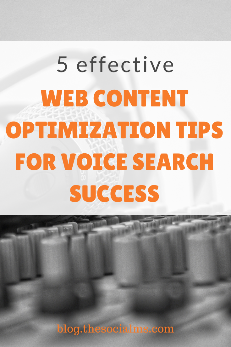 Voice search is a growing trend that is important to be recognized by businesses engaged in online activities. What does voice search mean for your online marketing? #seo #voicesearch #digitalmarketing #marketingstrategy #contentcreation
