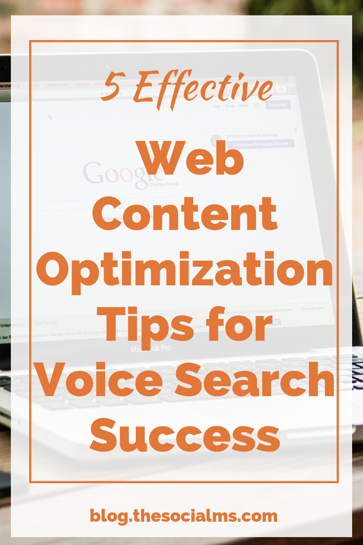 Voice search is a growing trend. make your web content optimized for voice search and improve your search traffic #seo #voicesearch #searchengineoptimization #trafficgeneration #blogtraffic #seotraffic #contentoptimization #contentcreation