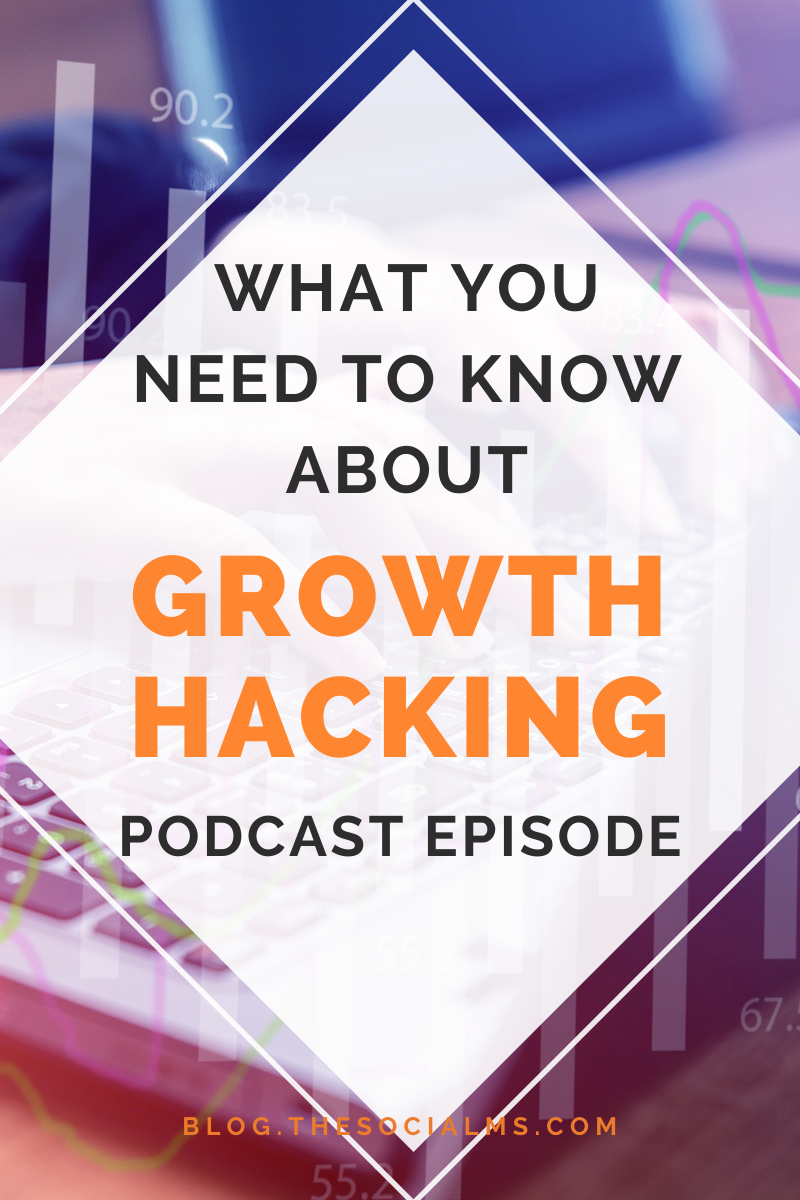 Growth hacking is one of those buzzwords online marketers love and use often. And when someone tells a growth hacking story, it often sounds simply like magic. But growth hacking is hard work. Here is what you need about growth hacking to help you grow your blog or business #growthhacking #blogpromotion #startupmarketing #smallbusinessmarketing #bloggingtips