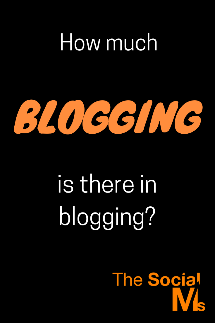 Blogging in the modern world is a profession. It is a job - just such a new one that many people do not know what they have to expect from it. Writing and blog posts are only a small part of blogging. #bloggingtips #blogging101 #bloggingforbeginners #startablog