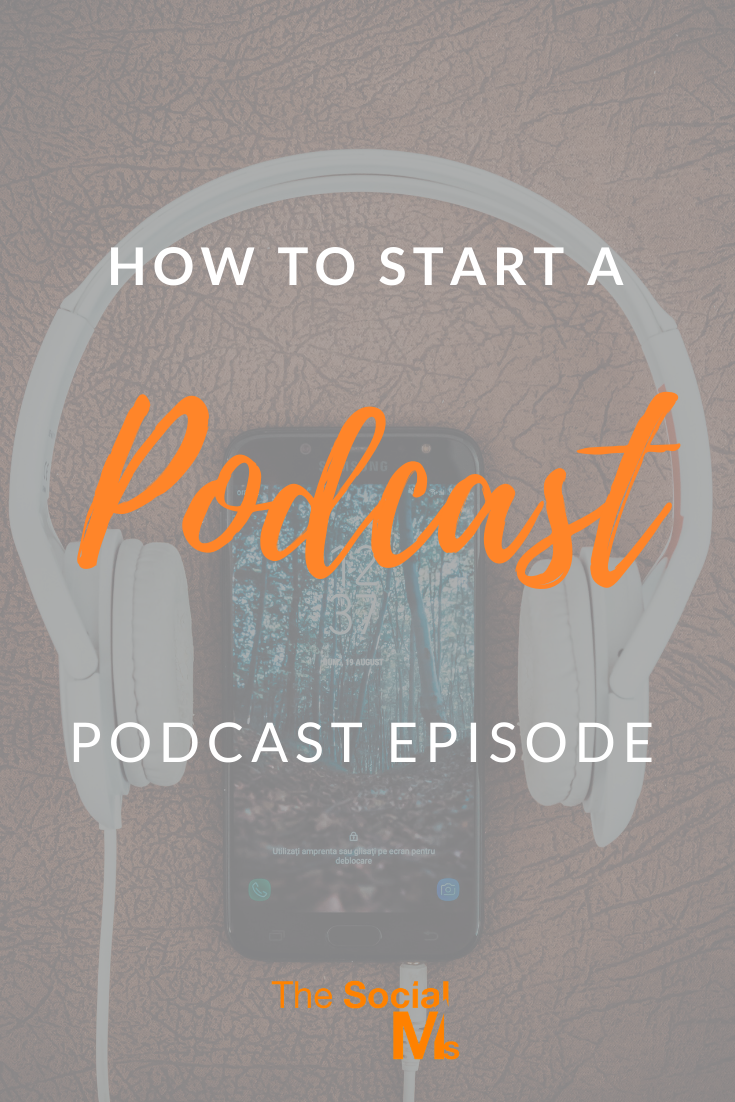 Do you want to start a new podcast? What do you need? How can you get started the best way? #onlinebusiness #podcast #marketinginminutes #startapodcast #contentcreation #blobbingtps #onlinebusiness
