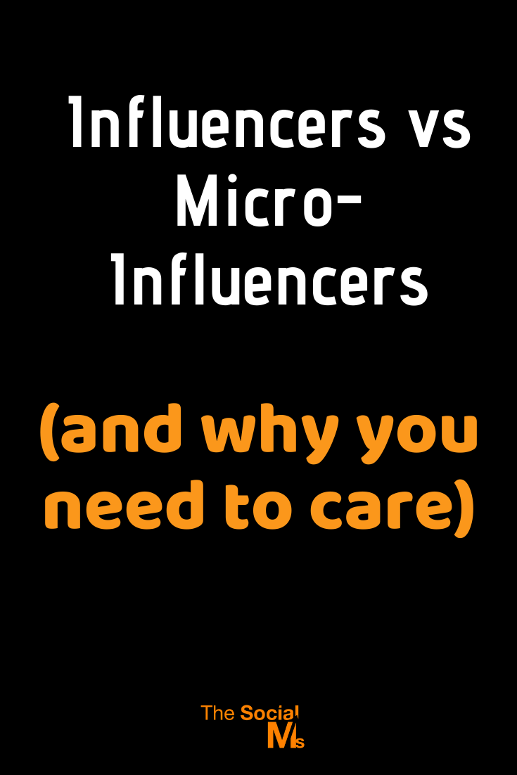Influencer marketing was everywhere in the last couple of years. But what is a relatively new development is Micro-Influencer Marketing. In today's episode of Marketing in Minutes, you will learn why you need to care about micro-influencers. #influencermarketing #socialmediamarketing #socialmediatips #socialmedia