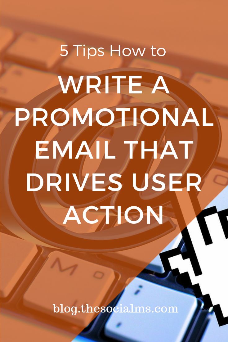 email marketing still retains its strong position and is one of the tools utilized by companies to promote their goods and services. Here are 5 easy tricks to make your promotional emails more successful. #emailmarketing #salesfunnel #leadgeneration #leadnurturing #makemoneblogging #onlinebusiness #bloggingformoney