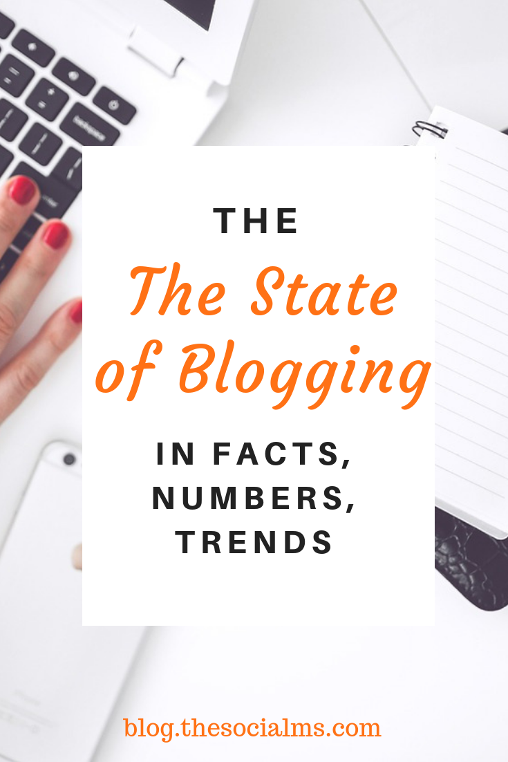 In this post, we will take a look at the state of blogging told in facts, numbers, and statistics. We will analyze numbers, look at trends - and figure out what it takes to still be successful with a blog or rather a blogging business #bloggingtips #startablog #bloggingforbeginners #bloggingbusiness #bloggingsuccess
