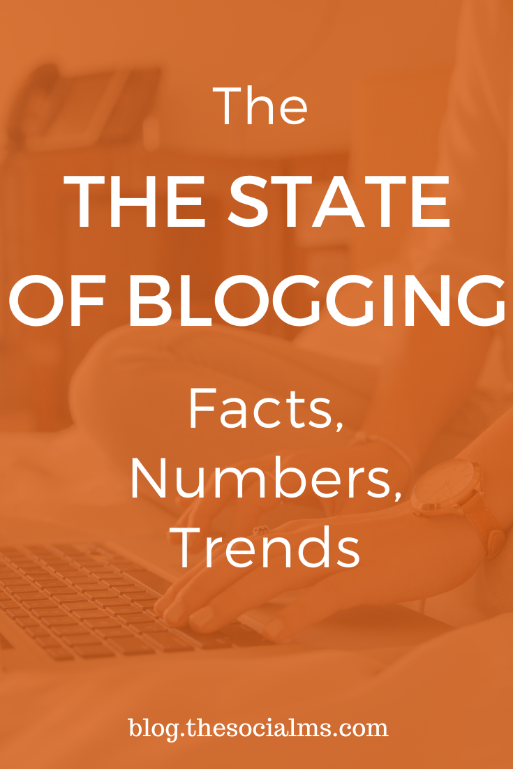 In this post, we will take a look at the state of blogging told in facts, numbers, and statistics. We will analyze numbers, look at trends - and figure out what it takes to still be successful with a blog or rather a blogging business #bloggingtips #bloggingforbeginners #blogging101 #startablog