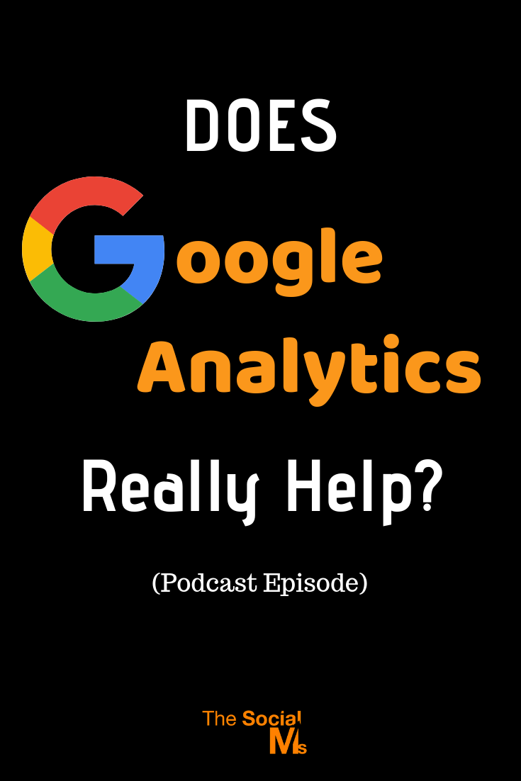 Google Analytics is a very powerful tool - but it's also an addictive and time-consuming piece of software - and if you check it too often, it can become a problem for your business. And sometime Google analytics just does not help... #monitoring #marketingmetrics #googleanalytics #bloganalytics