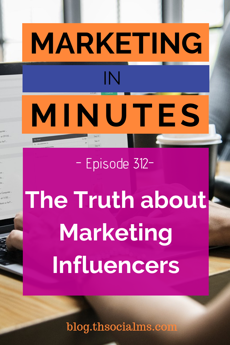 Have you ever been skeptical about what a marketing influencer is telling you? You're right to be a skeptic. #marketinginfluencer #influencermarketing #digitalmarketing #microinfluencer