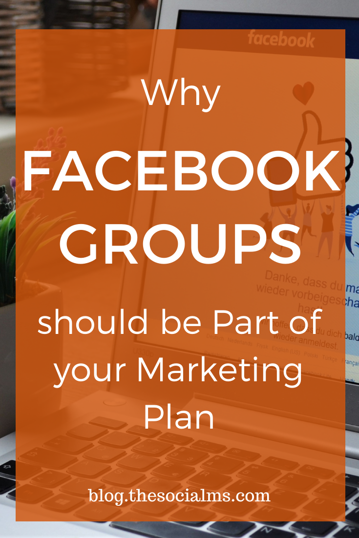 Getting traffic from Facebook today is tough. For Marketing, getting value at all from a fanpage is tough. But the one Facebook feature that should be part of your marketing plan is Facebook groups. #facebook #facebooktips #facebookmarketing #socialmediamarketing #socialmedia #socialmediatips