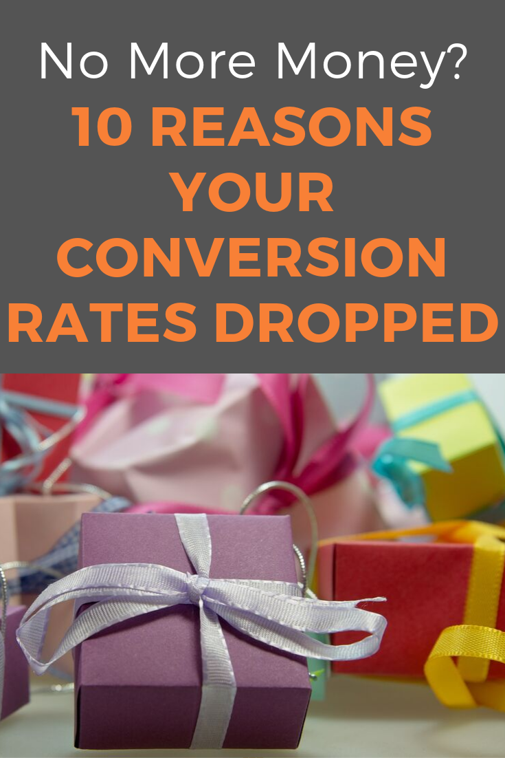 Your conversion rates are the one metric that has tremendous influence over your success or failure. Conversion rates have more impact than all the standard metrics that we all watch and talk about. #conversionrates #makemoneyblogging #bloggingformoney #onlinebusiness #smallbusiness #smallbusinessmarketing #onlinesales #salesfunnel