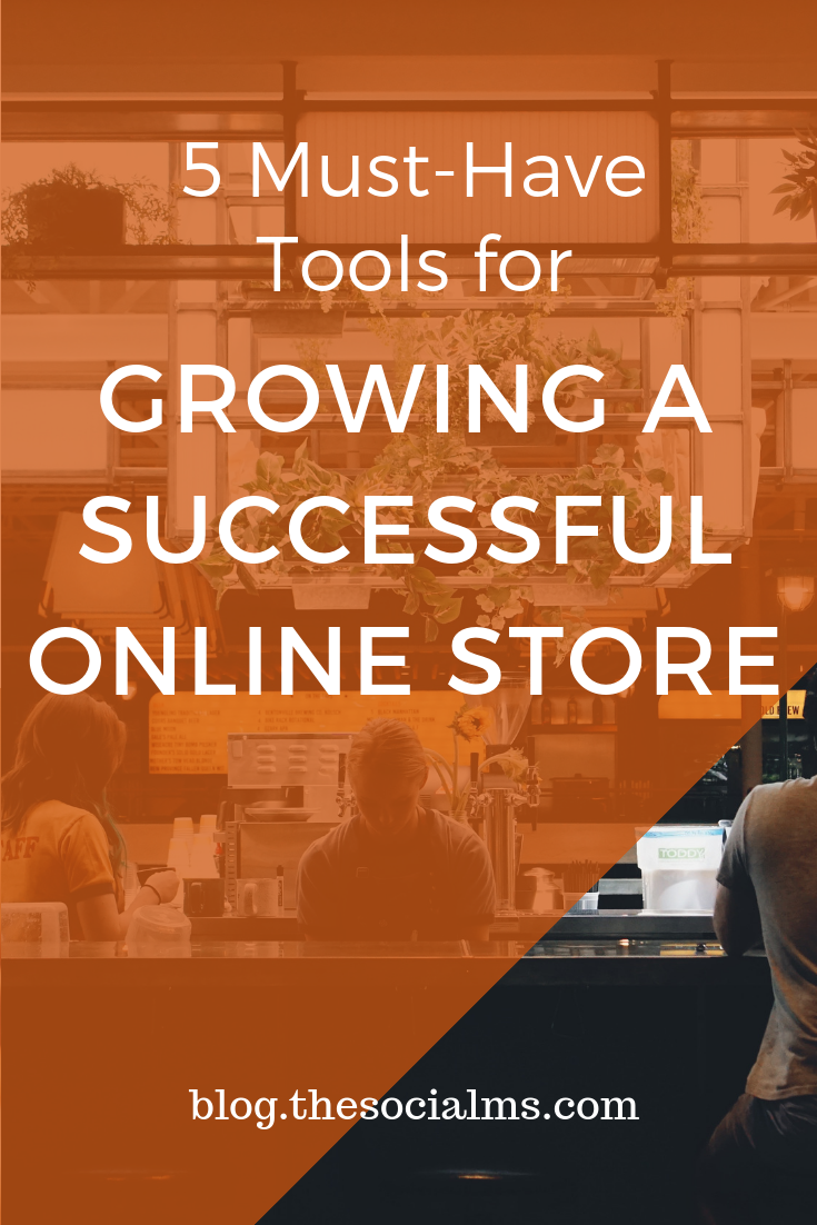 Ecommerce is growing - fast. essential tools designed to help you grow your online store and eCommerce business so you can keep up with even the toughest of competitors. #marketingtools #ecommerce #onlinestore #ecommercetools #onlinebusiness #buildyourempire #smallbusiness #entrepreneurship