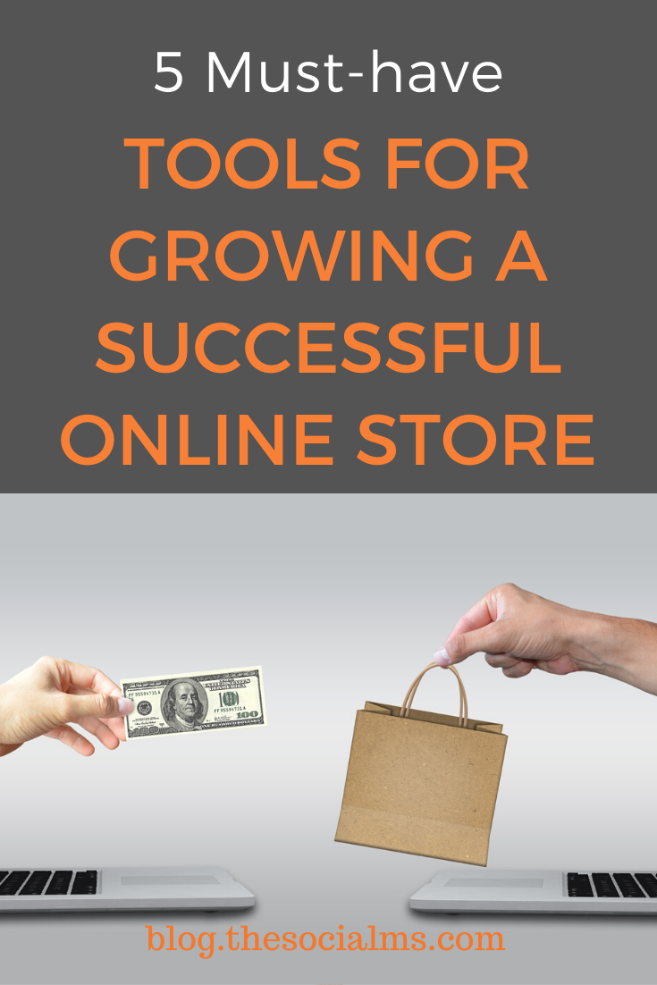 building a global brand is still a new concept, more people than ever are shopping online, and collecting data to make better business decisions is easier than ever. Here are 5 tools to help you grow your online store. #ecommerce #onlinebusiness #smallbusinessmarketing #entrepreneurship #startupmarketing #makemoneyblogging #bloggingformoney