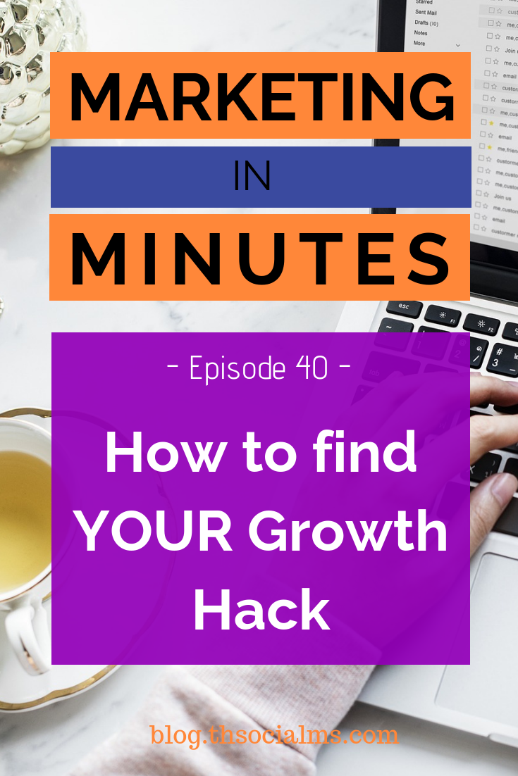 "Ever read a success story about a growth hack and thought: ""I will do exactly the same?"" If that is how you approach growth hacking, you will fail. Here is how to do it right! #growthhacking #trafficgeneration #blogtraffic #digitalmarketing #marketinginminutes"