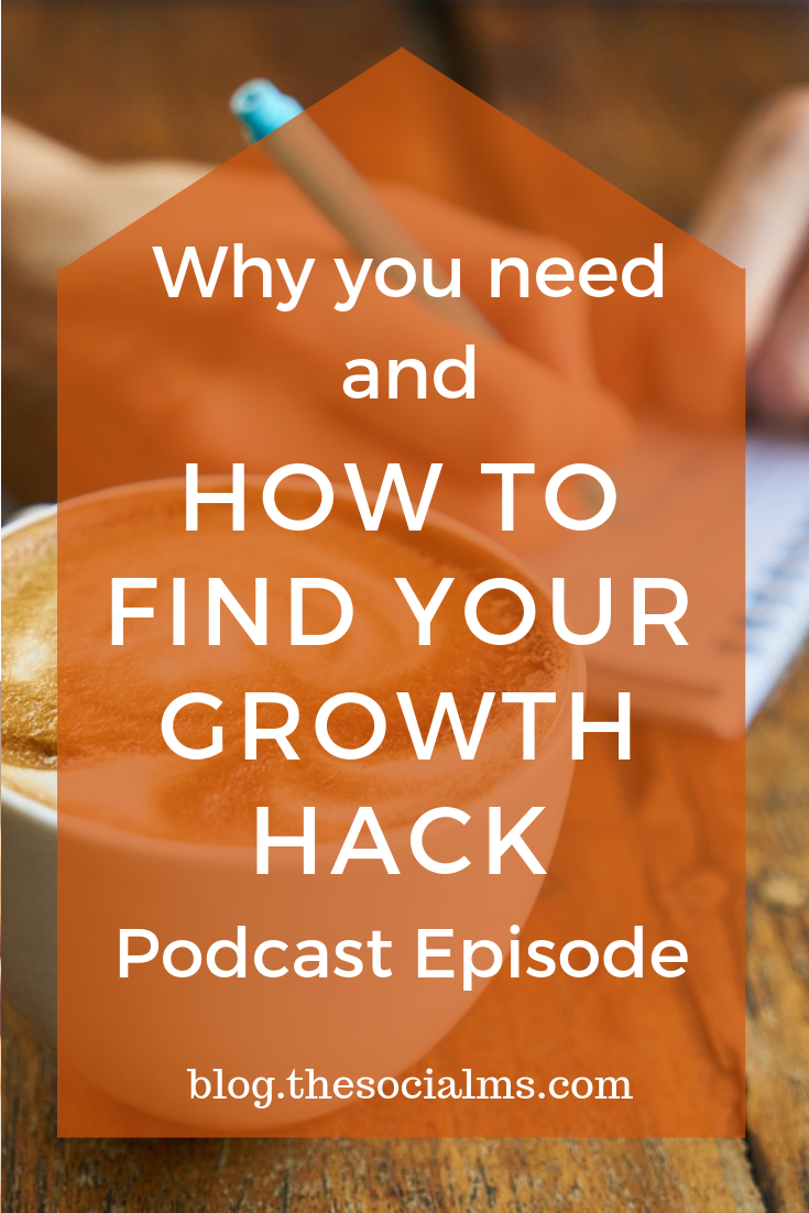 How can you find your growth hack? Simply copying what others have done in their growth hacking is not enough. #growthhacking #blogtraffic #traficgeneration #growingabusiness #smallbusinessmarketing #marketinginminutes