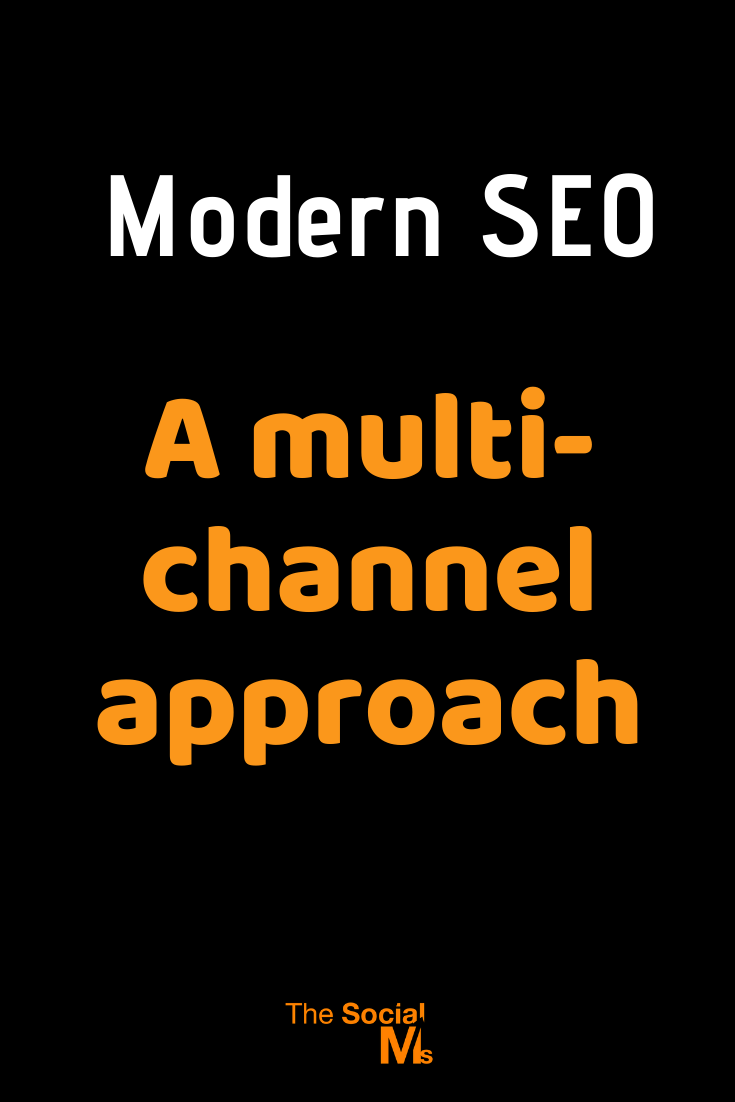 Modern SEO is changing: Building a brand and taking a multi-channel approach becomes more important and traditional link building becomes less important. Here is you need to know. #seo #blogtraffic #trafficgeneration #bloggingtips #searchengineoptimization #googlesearch #searchtraffic