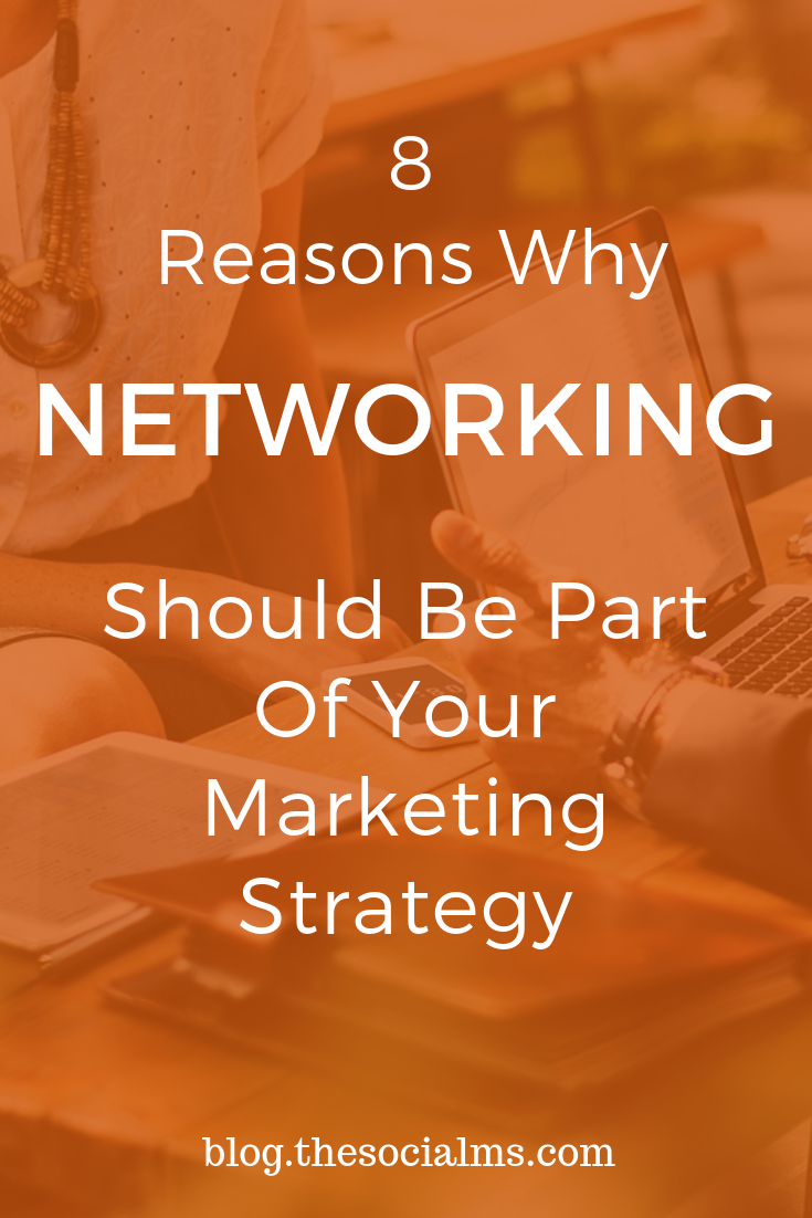 while some people already have those valuable contacts that make starting, running and marketing a new business so much easier, you can easily build your own network by networking #networking #marketingstrategy