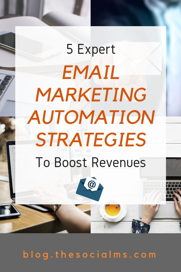 Email marketing is unparalleled when it comes to ROI. Here are 5 expert email marketing automation strategies that has the power to skyrocket your revenues. email sequence, how to make money from your email list, email automation, email strategies #emailmarkeitng #emailautomation #marketingautomation