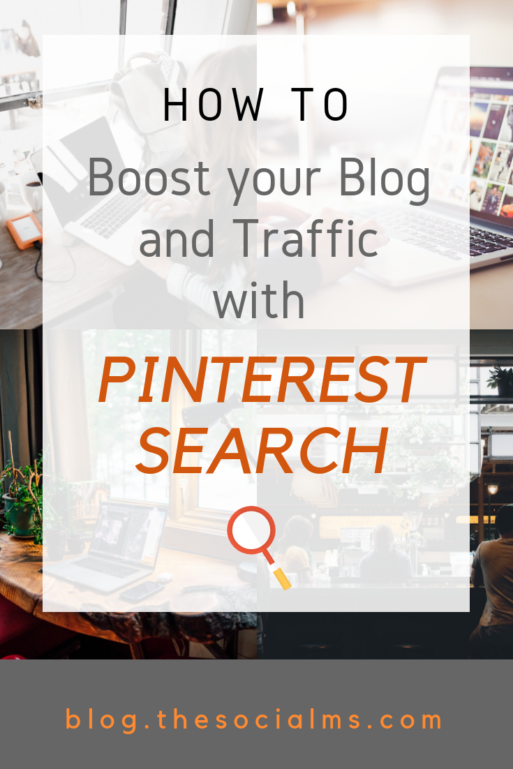 Learn how you can use Pinterest search to make your pins more popular on Pinterest and get a ton of highly converting blog traffic from Pinterest. Pinterest SEO, Pinterest search rankings, Pinterest smart feed, how to rank your pins on Pinterest #Pinterest #pinterestsearch #pinterestseo #pinteresttraffic #pinterestsmartfeed