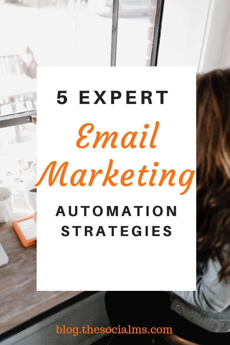 The truth is that email marketing is unparalleled when it comes to ROI. Here are 5 expert email marketing strategies to help you get the most out of your email marketing efforts #emailmarketing #emailmarketingtips #emailmarketingautomation #emailautomation #newslettermarketing #salesfunnel