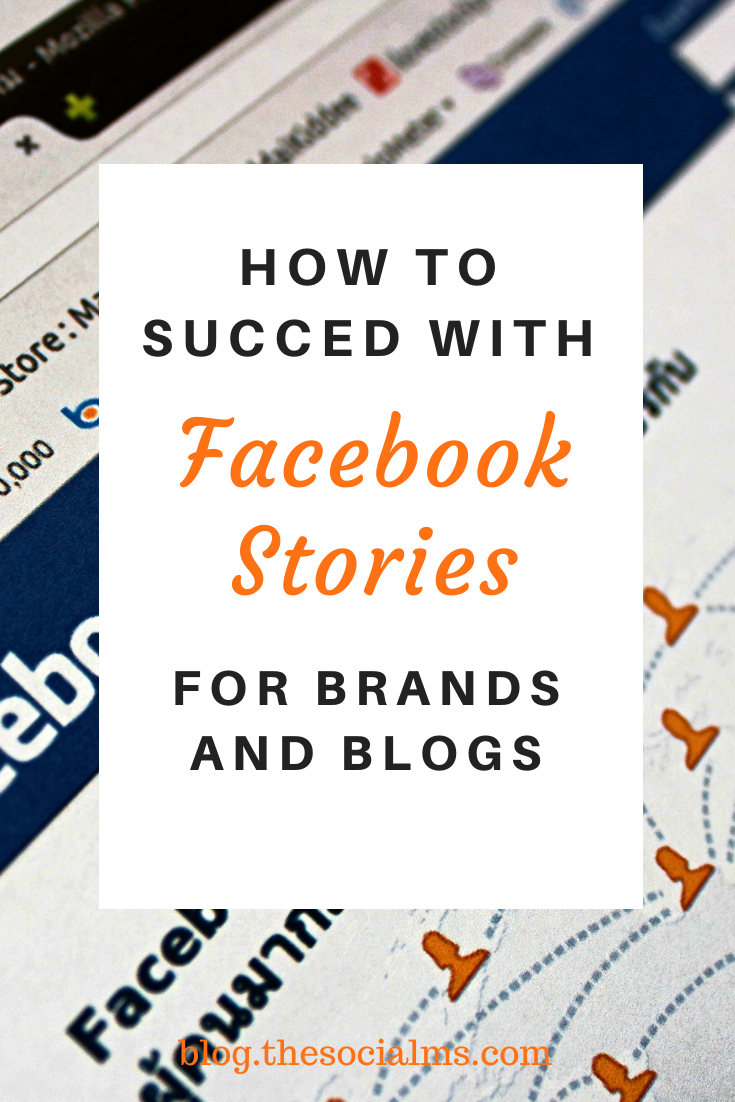 A format that makes full use of all these developments in social media is a content format called stories. This type of content on social media vanishes after 24 hours. Stories are often less perfect and orchestrated content that includes more personality. Here is how to use Facebook Stories for your brand or blog. #facebook #facebooktips #facebookfeatures #facebookstories #socialmedia