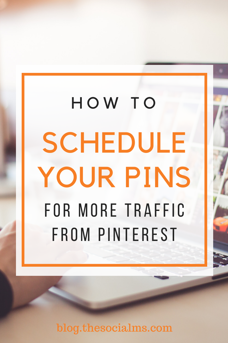 Using Tailwind will certainly make your Pinterest life a lot easier and help to save you a huge amount of time while growing your audience and traffic from Pinterest. Here is how to grow your traffic with Pinterest scheduling. #pinterest #pinteresttips #pinterestmarketing #socialmedia #socialmediatips #socialmediamarketing #marketingautomation #socialmediaautomation