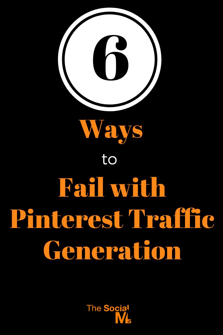 There are many facts and tips about Pinterest traffic generation and marketing success floating around. Some of them are true and it is good to follow them. Other tips are old and simply will not work anymore. But some of the facts and tips about Pinterest marketing have the power to seriously hurt your marketing success. #blogtraffic #trafficgeneration #blogging101 #pinterest #pinteresttips #pinterestmarketing #socialmedia #socialmediatips #socialmediamarketing
