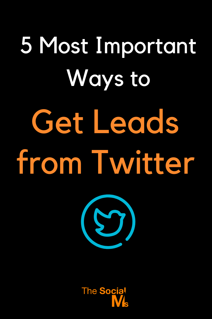 Some lead generation tactics on Twitter can be highly automated, some need a little more personal engagement. Some tactics will have a lower conversion rate and others can turn into lead generation power channels.  Whatever path you choose, never underestimate the lead generation power of Twitter! #leadgeneration #twitter #twittermarketing #twittertips #socialmedia #socialmediatips #smallbusinessmarketing