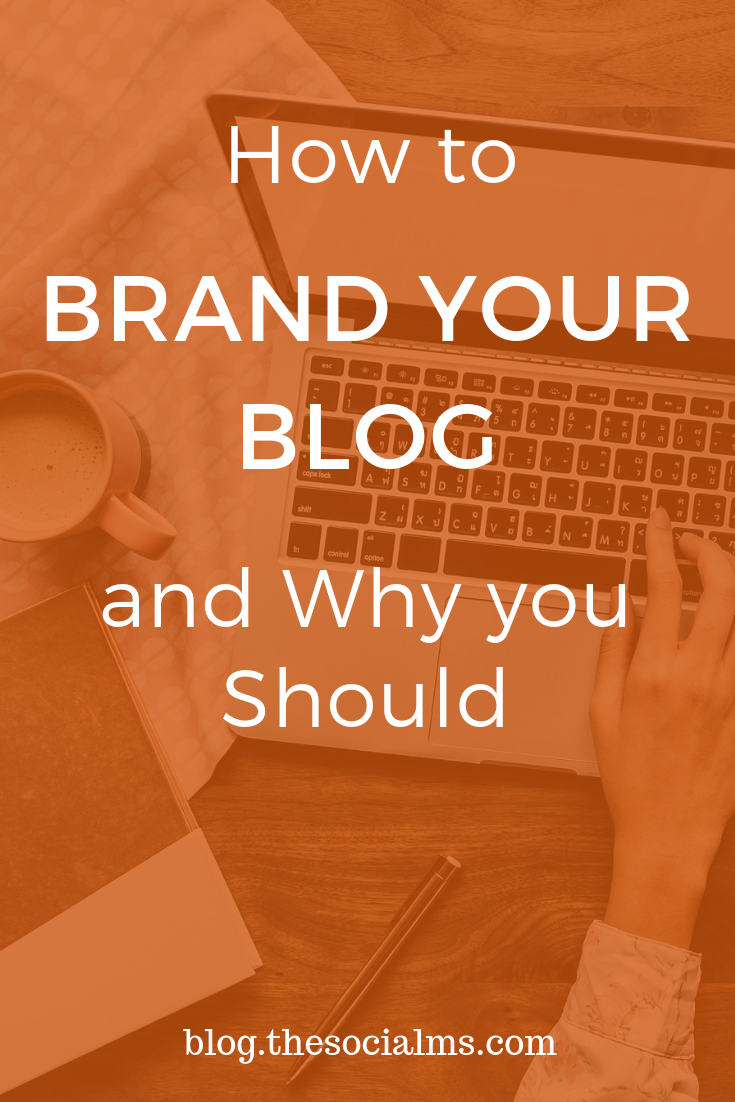 If you get your branding right, you will have a much easier time to get people to sign up for your email list, listen to you and eventually buy your products. Here is how to create a positive brand image for your blog or business. #branding #brandimage #smallbusinessbranding #blogbranding #bloggingtips #onlinebusiness #startablog #