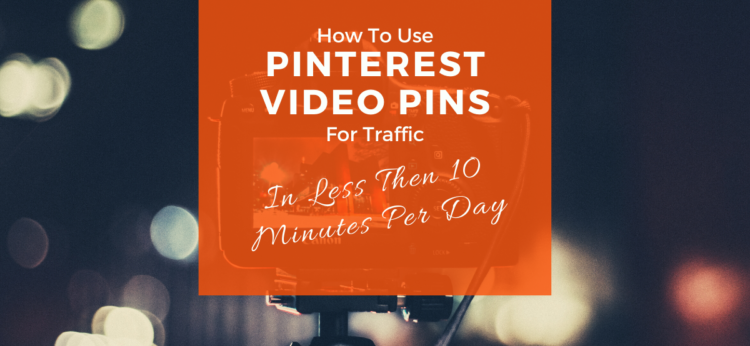 Pinterest Video Pins