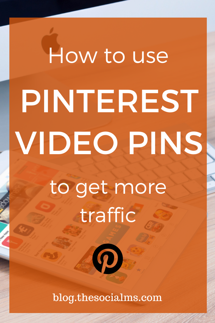 Pinterest is getting crowded - we marketers need to find the opportunities that haven't yet been overused by others. For now, Pinterest Video Pins are still a huge opportunity - get going now before you are one of the many. #blogtraffic #trafficgeneration #bloggingtips #pinterest #pinteresttips #pinterestmarketing #socialmedia #socialmediamarketing #socialmediatips